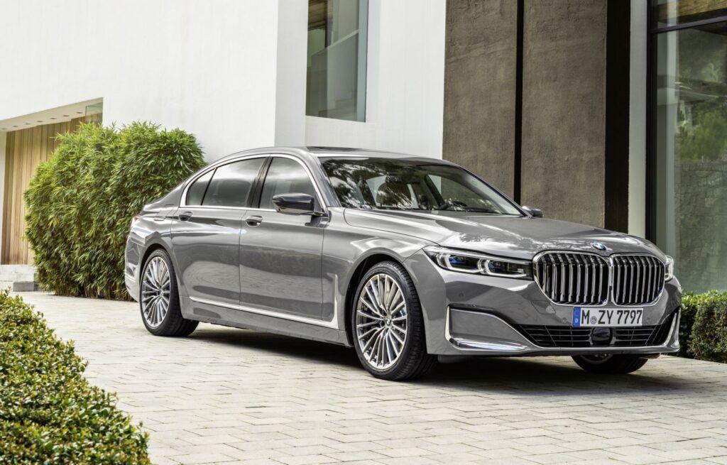 BMW 7 Series là một trong những dự án đình đám trong năm