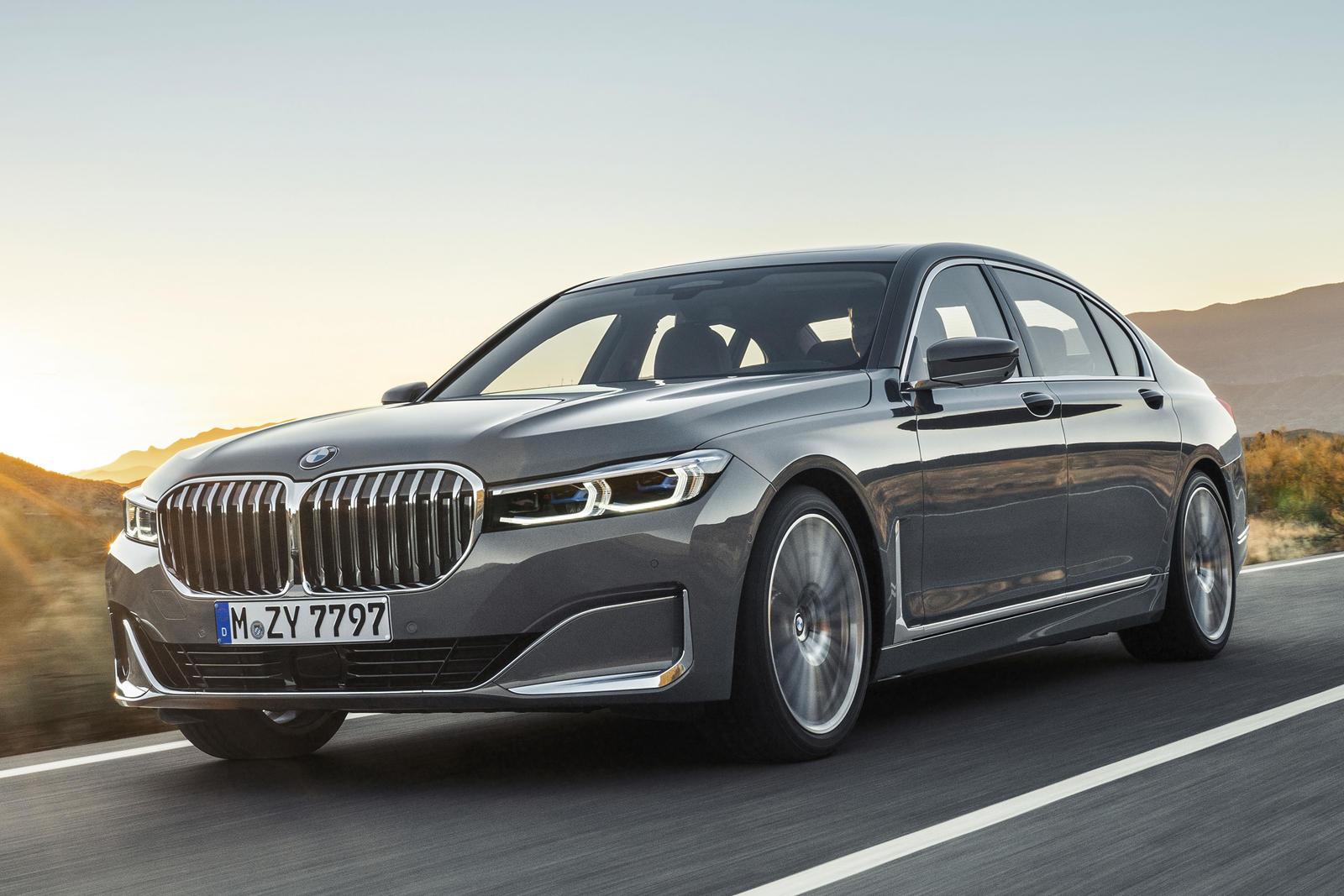 BMW 7 Series xứng đáng là dự án đình đám trong năm nay