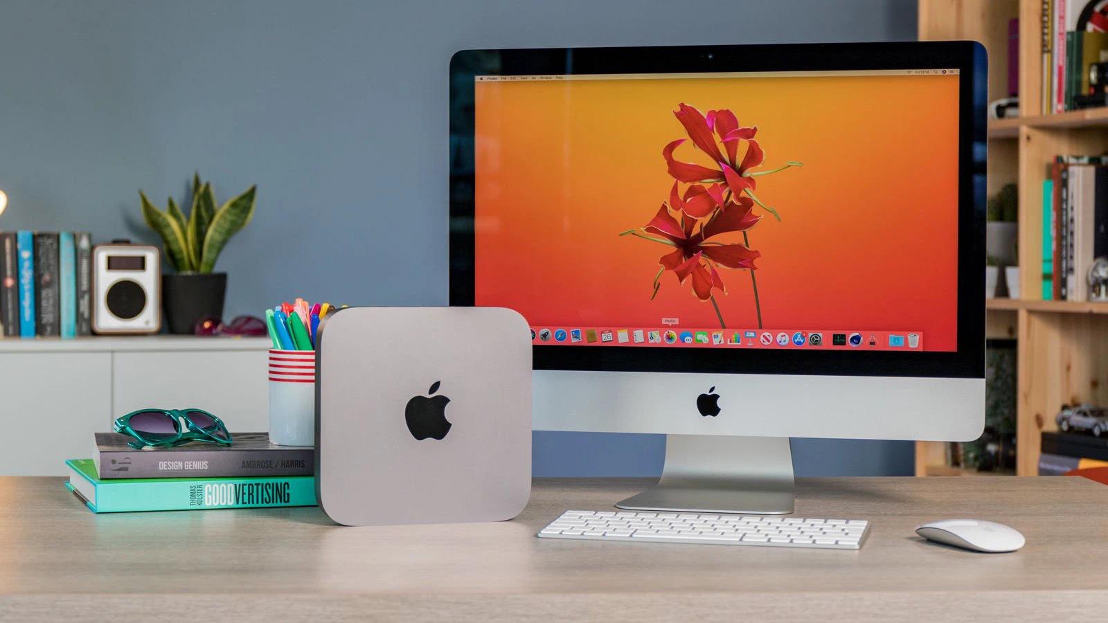 Chuyển sang chế độ chờ không hiển thị hộp thoại trên iMac