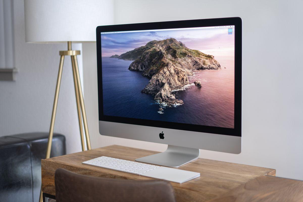 iMac có cấu hình khủng, thiết kế đẹp, khả năng bảo mật thông tin và dữ liệu tốt