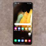 Đánh giá về điện thoại martphone Samsung Galaxy S21 Ultra