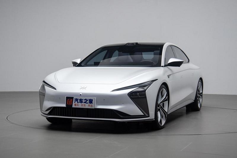 Mẫu xe điện mới nhất của Zhiji Auto