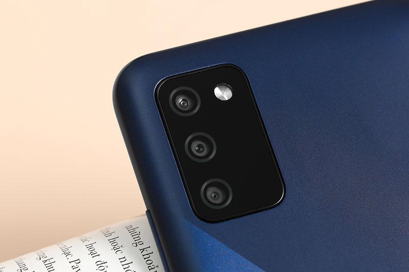 Bộ 3 camera hỗ trợ đầy đủ nhu cầu chụp ảnh