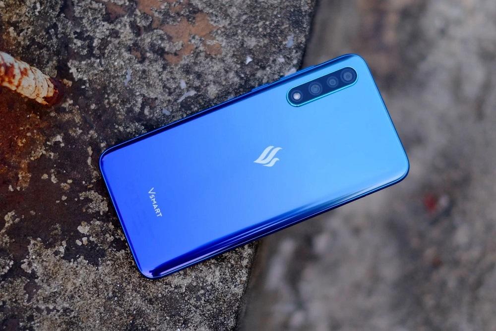 Những đánh giá về smartphone Vsmart Live