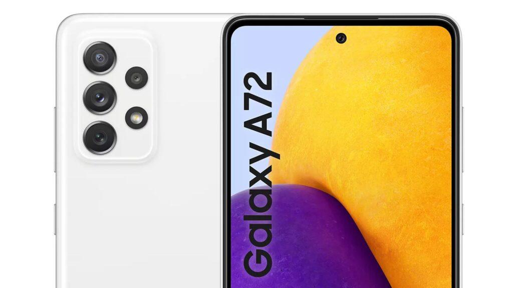 Những thông tin chi tiết về Camera Samsung Galaxy A72