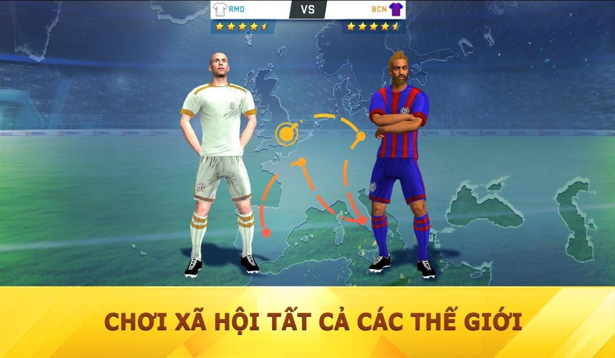 Soccer Star 2021 Top Leagues: Trò chơi bóng đá