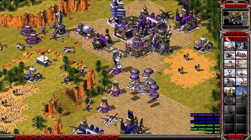 Tựa game Red Alert 2 – Game chiến thuật quen thuộc với 8x 9x