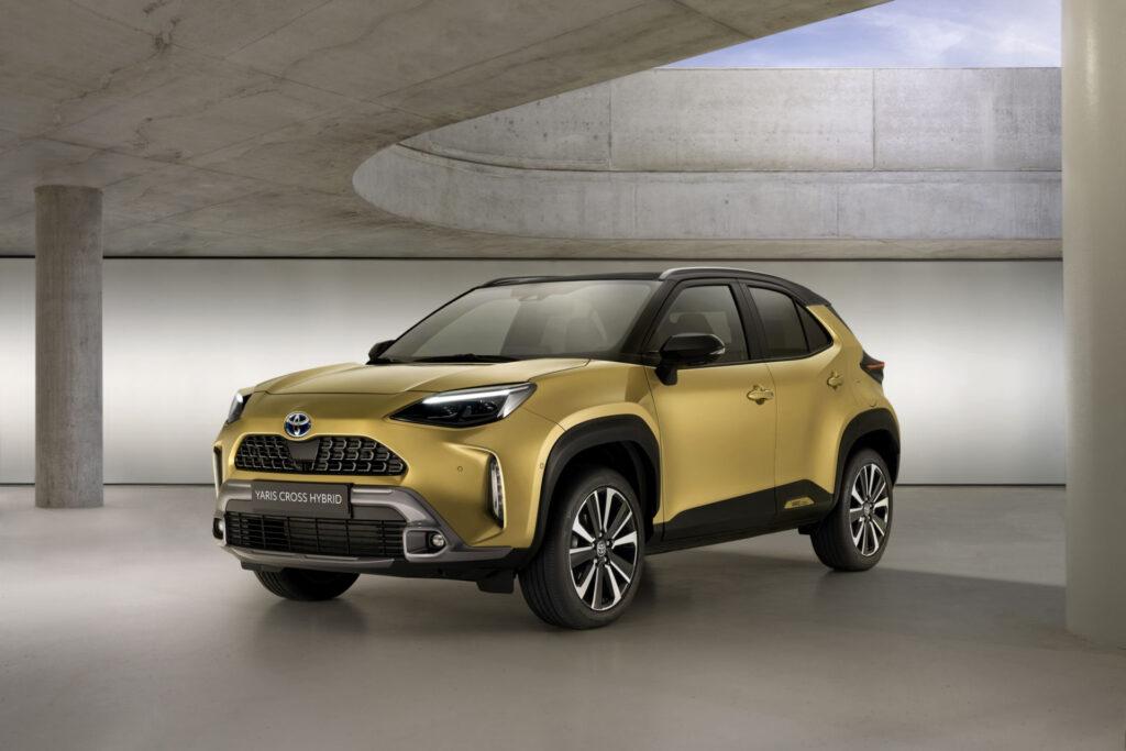 Toyota Yaris Cross ra mắt phiên bản mới với những cải tiến vượt trội