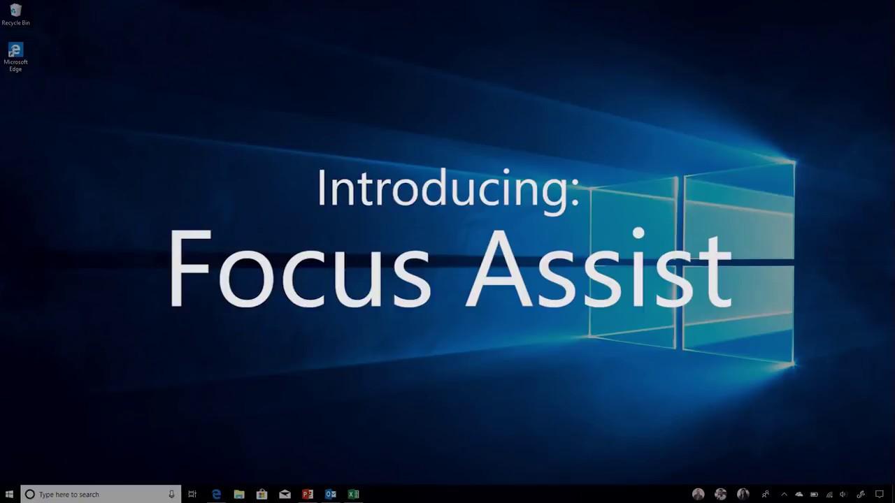 Focus assist