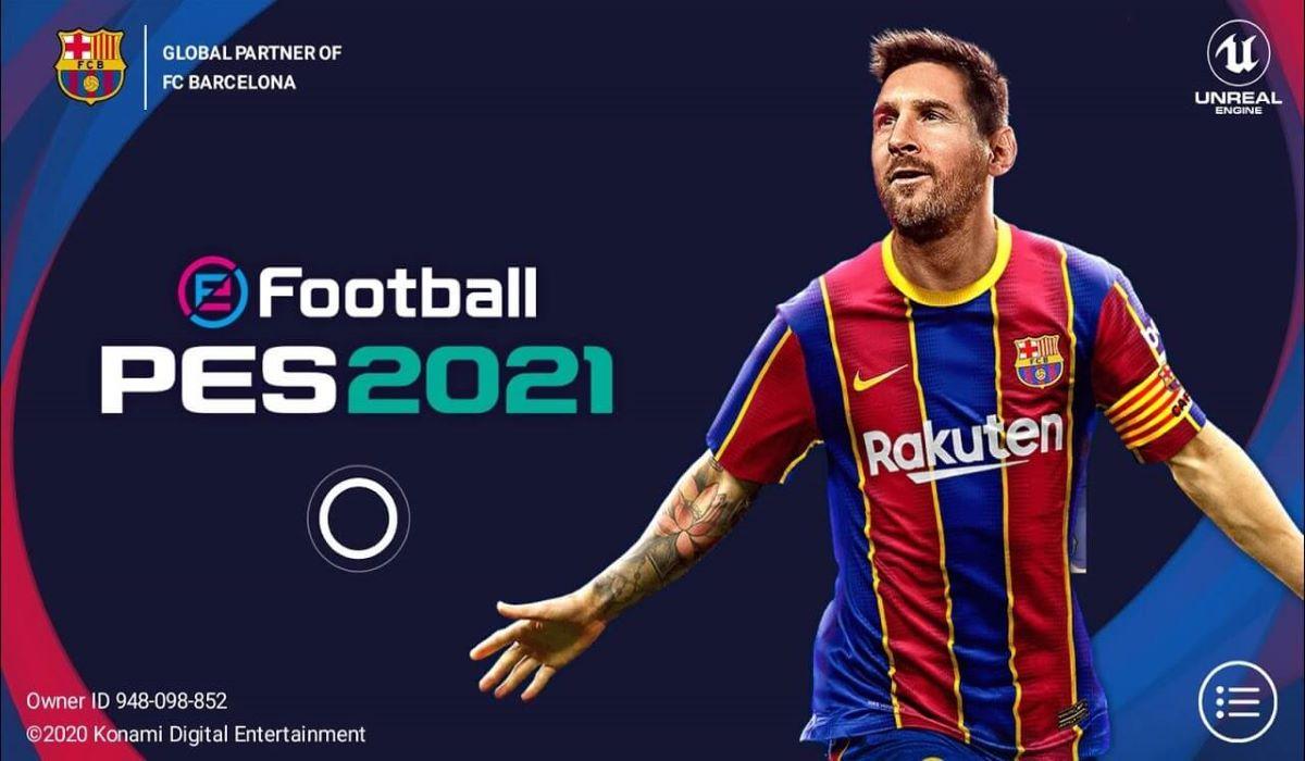 Game eFootball PES 2021